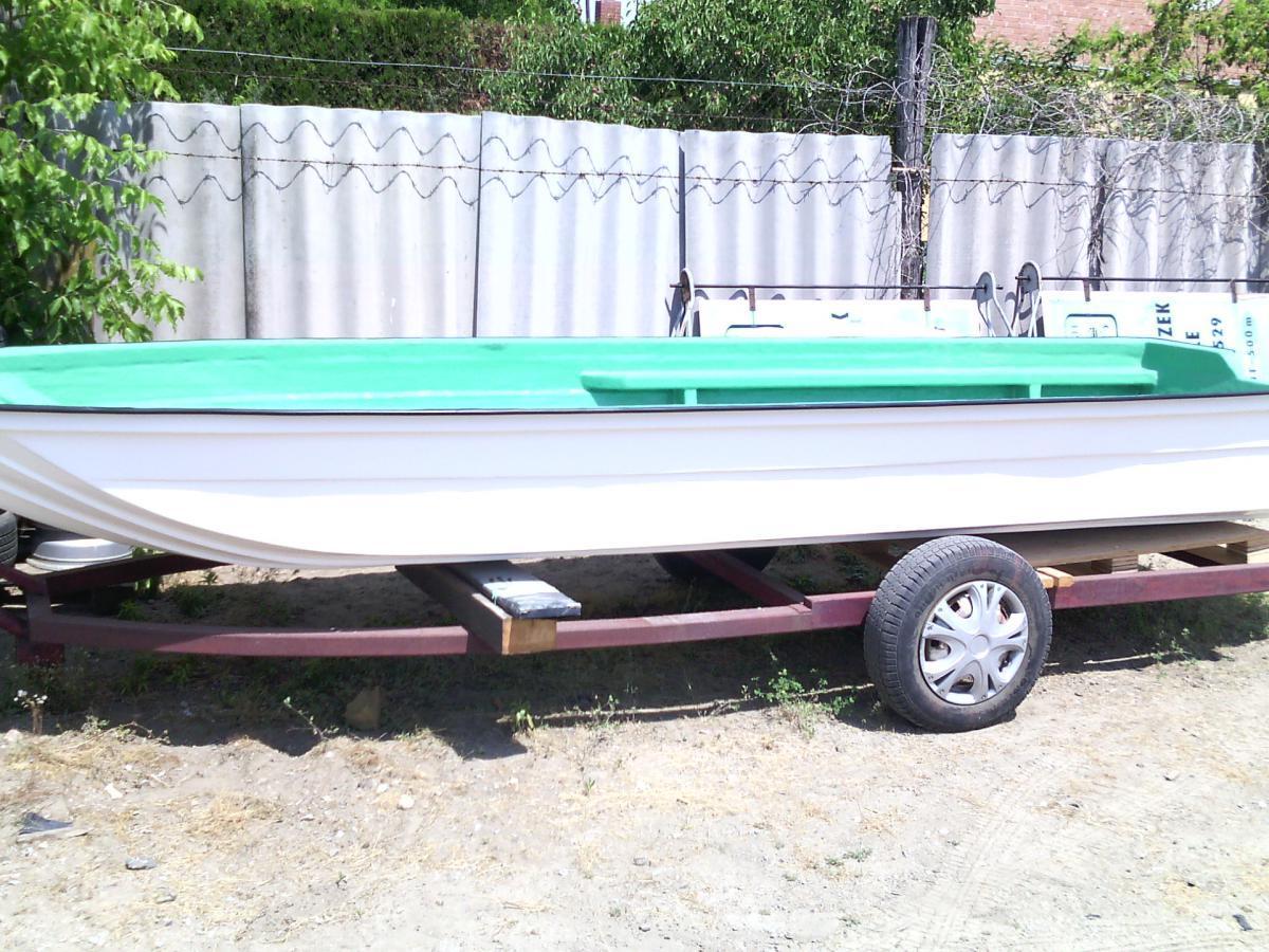 Katamarán csónak eladó