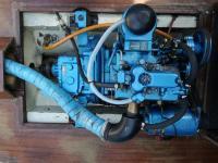 Renault RC 11D diesel belmotor