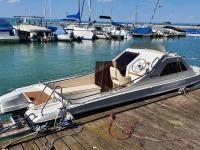 Stickl Capry elektromos hajó motorcsónak