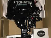 Új Tohatsu MFS9.9E csónakmotor 890.000Ft