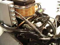 BB elektromos külmotor ÚJ