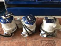 Bilge pumpák- fenékvíz szivattyúk
