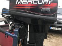 Mercury 25 Le külmotor (friss nagyszerviz)