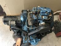 Renault Marine RC 6 diesel belmotor