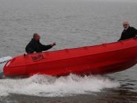 Whaly 500/500 pro műanyag csónak