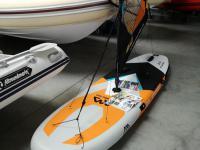 Felfújható Sup + szörf (2 az 1-ben) ÚJ