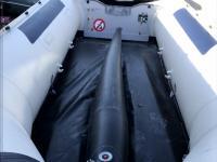 E-Sea 430 alu padlós gumicsónak