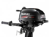 Suzuki DF 2,5 S új csónakmotor