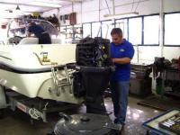 Csepregi Vízisport motorcsónak szerviz, alkatrész kereskedés