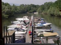 Wiking Yacht Club Szödliget kikötő