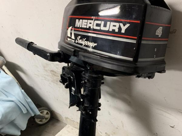 Mercury sailspower 4 Le