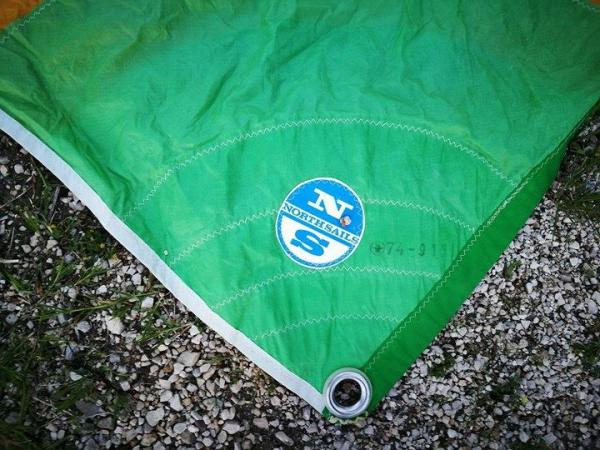 Northsails spinnaker bummal