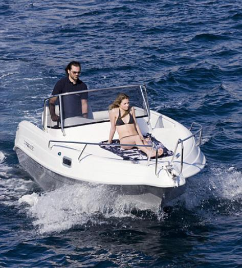 DRAGO BOATS 610 SD (sundeck)