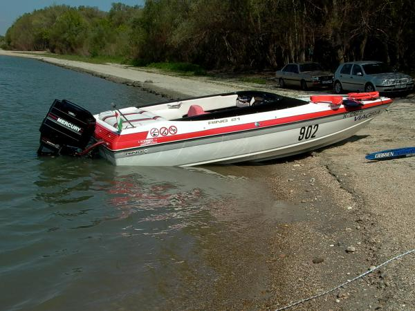 Offshore outboard speed powerboat eladó!