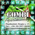 Gombi Apartmanház