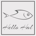 Helló Hal tiszai halak falatozója
